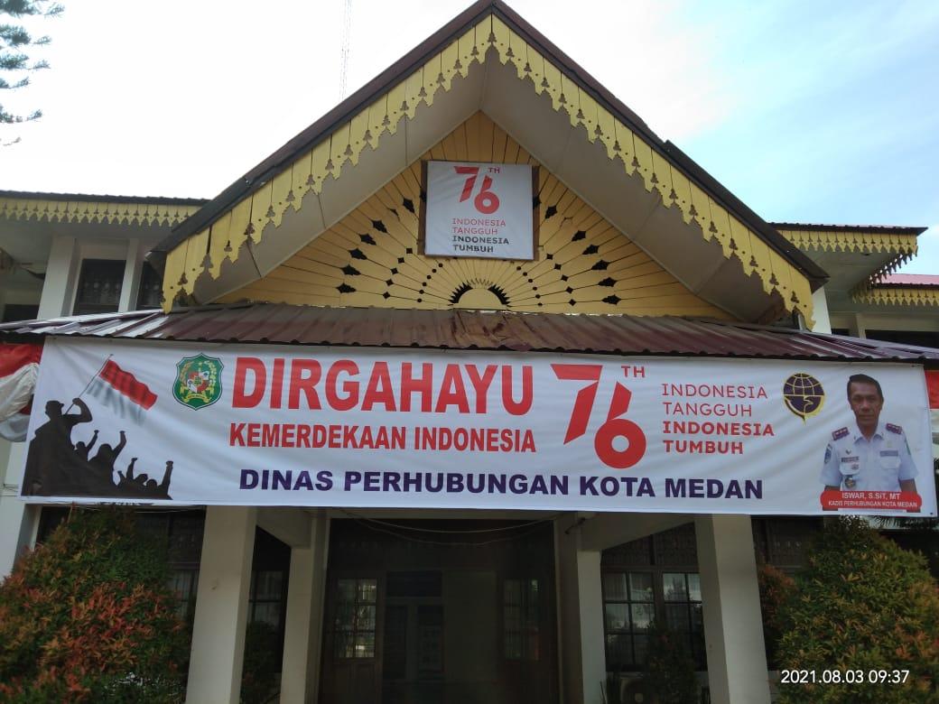 Penyambutan HUT INDONESIA yang ke 76